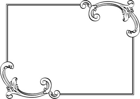 Corner für desighn Großen Standard-Bild - 12481626