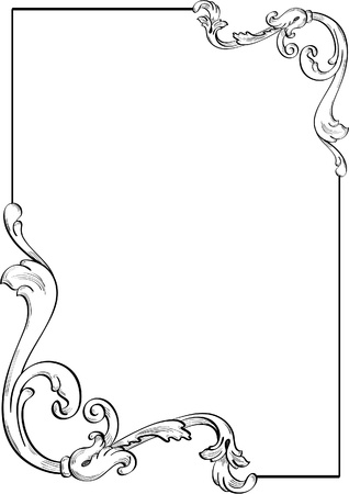 Nice corner element for best design Stock Vector - 12481621