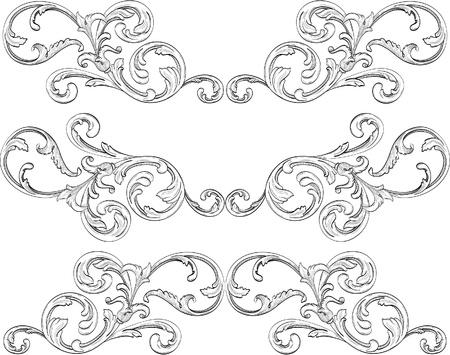 acanto: Los patrones de las plantas perfectas para el marco