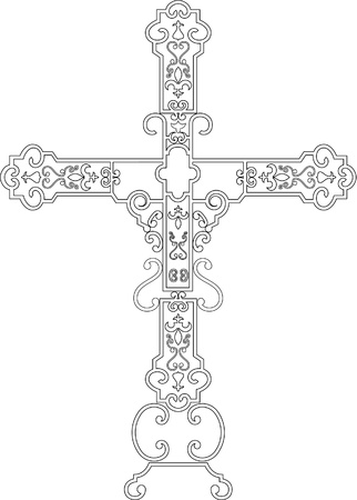 Nice iron cross for best design