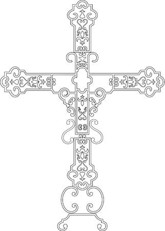 iron cross: Nice iron cross for best design