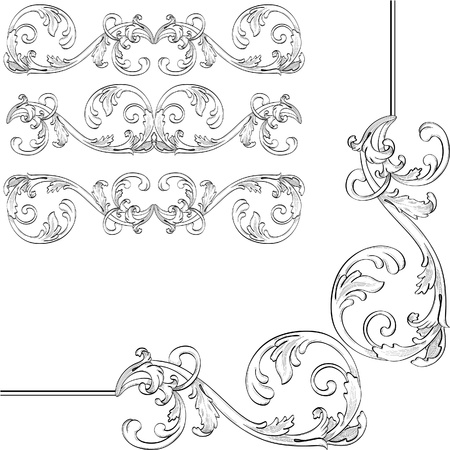 acanthus: Nice design elements for best ones