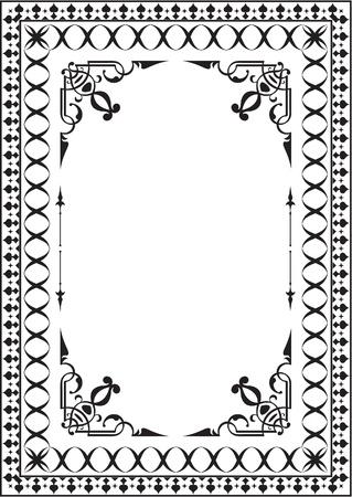 Das Bild auf weiß isoliert Standard-Bild - 14335748