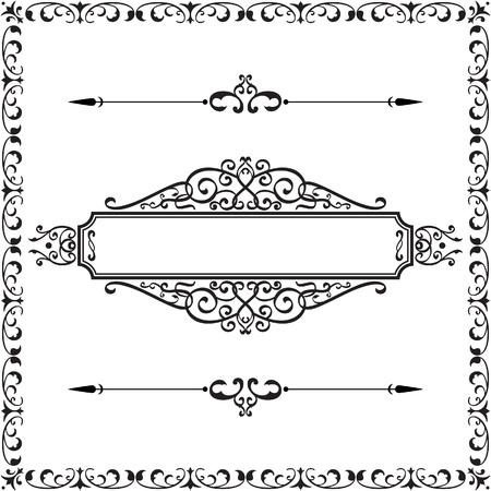 Gut lloking Grenze isoliert auf weiß Standard-Bild - 19109603