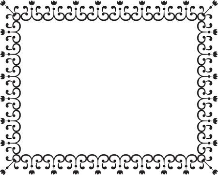 Elegance background on white Vector