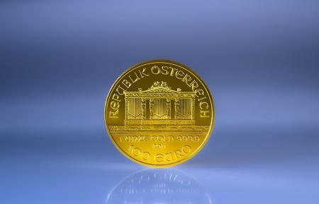 Vienna Philharmonic Bullion Coin Standard-Bild