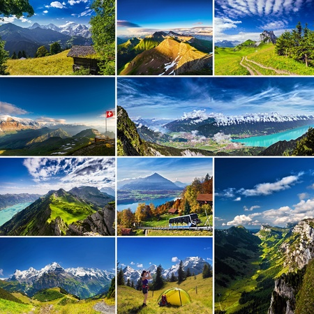 eiger: The Alps