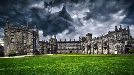 ireland: Kilkenny Castle