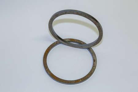 standard steel: steel rings