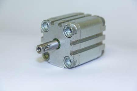 pneumatic: pneumatic cylinder