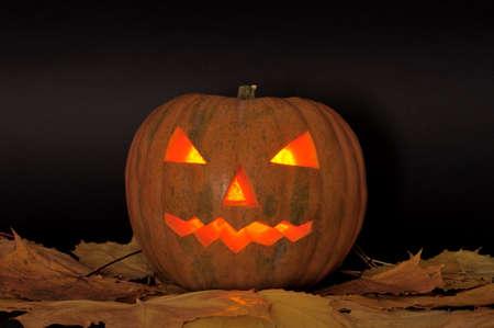 Halloween pumpkin Imagens
