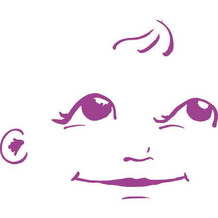 babyface: Babyface purple