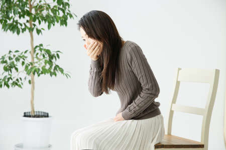 Women with nausea