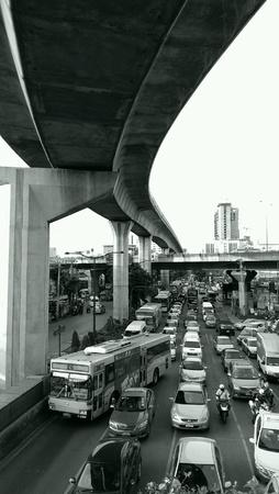 trafic: Trafic jam
