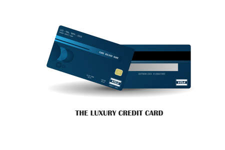 The Blue Credit card