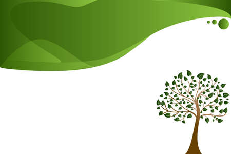 The tree background can use for your presenttation. Other wise can comunicated about green product or eco.
