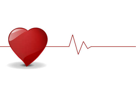 Heart Pulse, Vector File.
