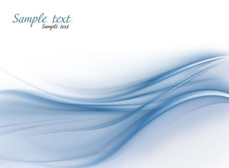 abstract waves: Elegant Design