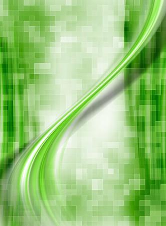 elegantly: Green elegantly digital background for your design