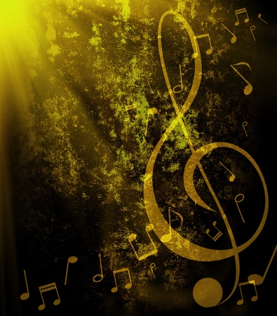 symphony: musical background for you design