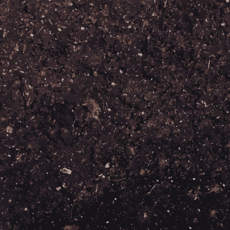 Soil texture background. Vector background