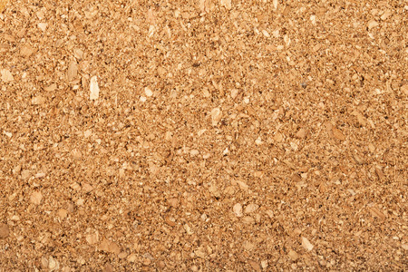 Empty bulletin board, cork board texture or background