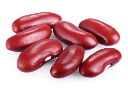 adzuki: Red Bean Adzuki isolated on white background. Clipping Path