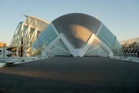 LHemisferic, Valencia