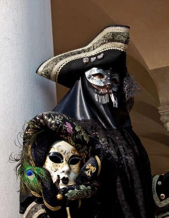 Venice masks - Carnival in Italy Stock Photo - 12553386