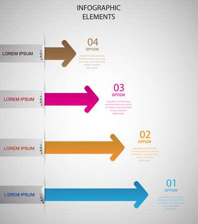 phonographic: Infographic elements