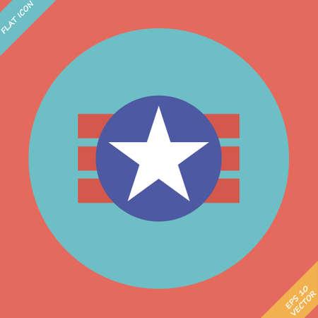 symbolism: National of the USA symbolism icon