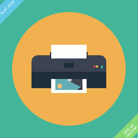 mfp: Printer Icon