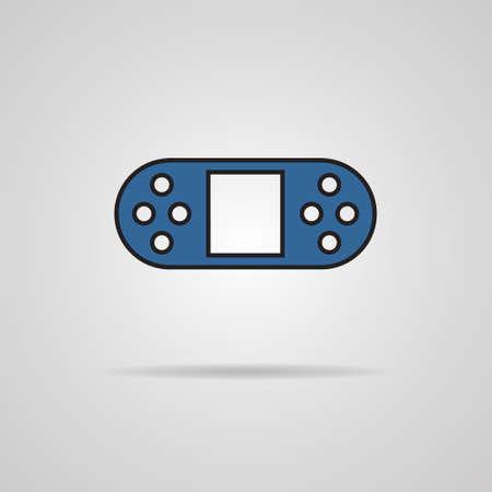 controls: illustration of game controls,
