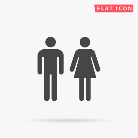 Man and Woman Icon Vector. Man and Woman Icon JPEG. Man and Woman Icon Art. Man and Woman Icon Image. Man and Woman Icon JPG. Man and Woman Icon EPS. Man and Woman Icon AI. Man and Woman Icon Drawing Ilustração