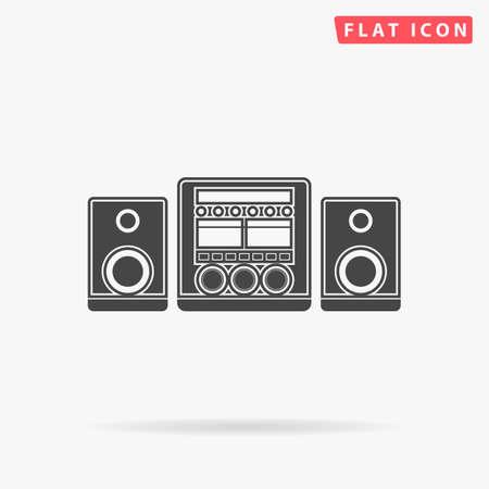 and sound: Sistema de sonido del icono del vector. Sistema de sonido Icono JPEG. Sistema de sonido icono de imagen. Sonido Icono de la imagen del sistema. Sistema de sonido Icono JPG. Sonido EPS icono Sistema. Sistema de sonido Icono de AI. Sonido Dibujo icono del sistema