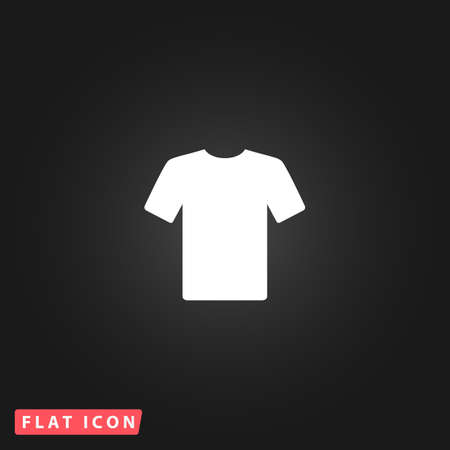 tshirt white flat simple vector icon on black background royalty free cliparts vectors and stock illustration image 51807008 tshirt white flat simple vector icon on black background