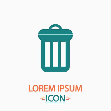 utilize: utilize Flat icon on white background. Simple vector illustration