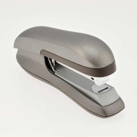 staplers: Stapler on white background Stock Photo