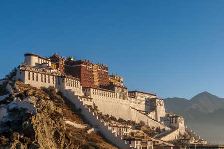 Potala palace 写真素材