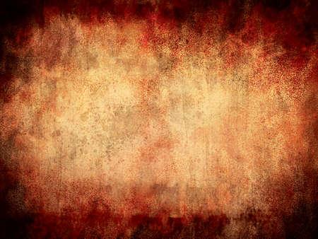 Rustic Parchment Background Banco de Imagens