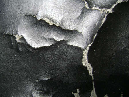 leatherette: Town Grunge Leatherette Surface