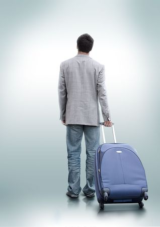 A person who decided to travel.