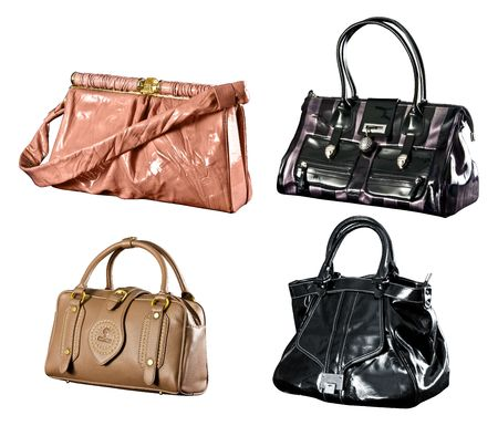 Four woman bags photo