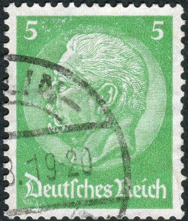 ドイツ - 1934 年頃: ドイツ (ド...
