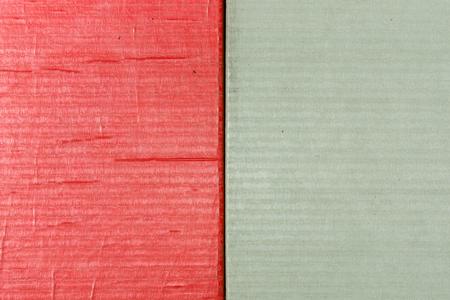 khaki: Red with khaki.