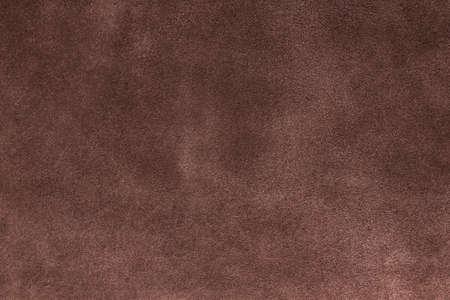 Textur von Wildleder braun, Studio, Themenübersicht Standard-Bild