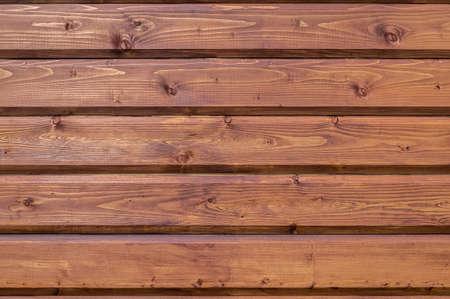 Fondo de textura de pared de tablón de madera marrón grande