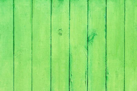 texture of wood use as natural background, the background of the boards green