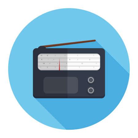 라디오 아이콘