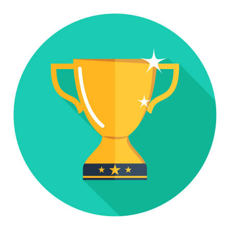 gold cup trophy Icon